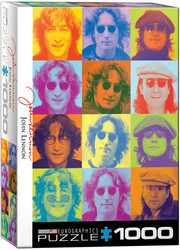 Eurographics John Lennon palapeli