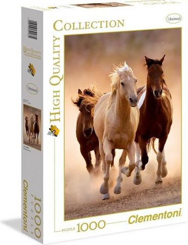Clementoni Running Horses palapeli