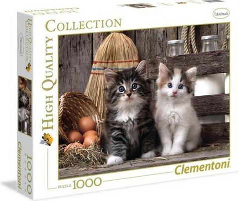 Clementoni Lovely Kittens palapeli