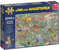 Jan Van Haasteren Lastenkutsut palapeli