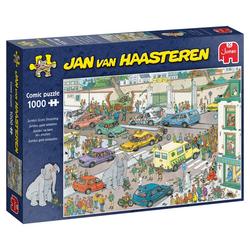 Jan Van Haasteren ostoksilla palapeli