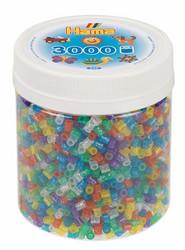 Hama 3000 helmeä Glitter
