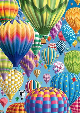 Schmidt Balloons palapeli