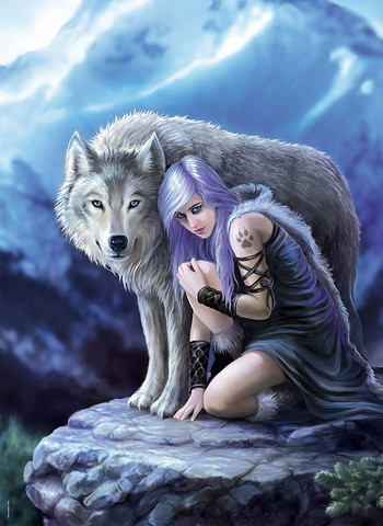 Clementoni Anne Stokes-Protector palapeli