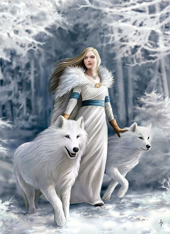 Clementoni Anne Stokes - Guardians of Winter palapeli