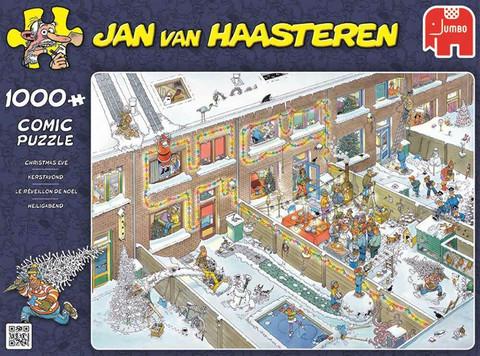 Jan Van Haasteren Christmas Eve palapeli