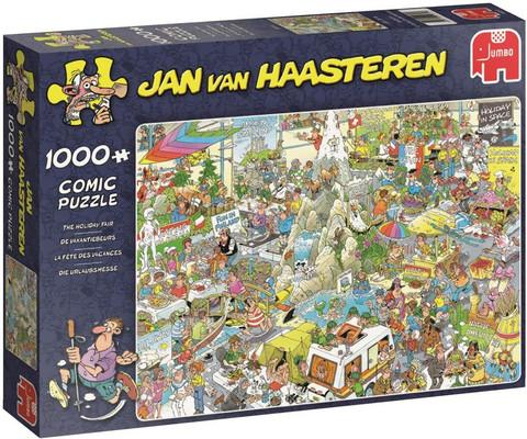 Jan Van Haasteren Matkamessut palapeli