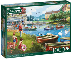 Falcon The Boating Lake palapeli