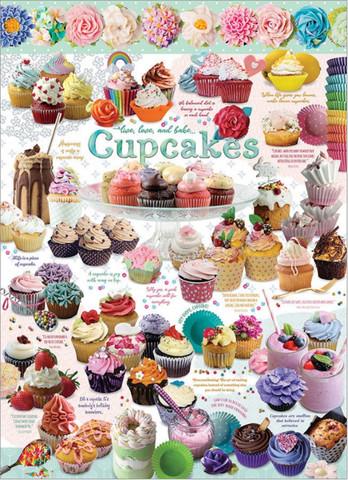 Cobble Hill Cupcake Time palapeli