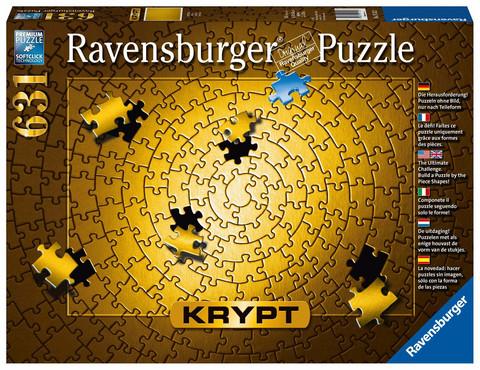 Ravensburger Krypt Gold palapeli