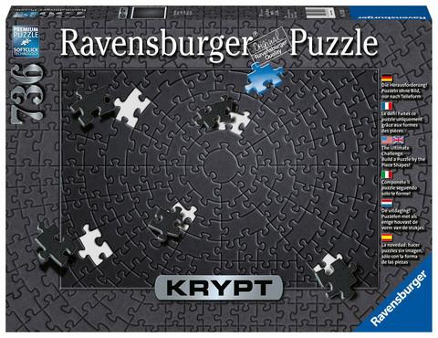 Ravensburger Krypt Black palapeli