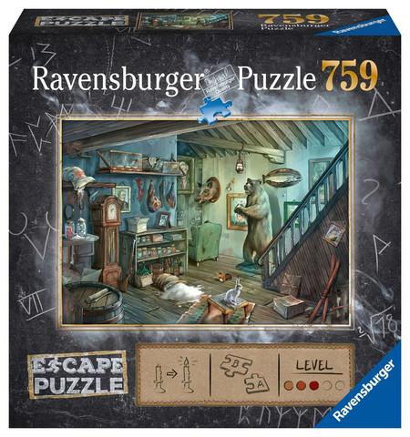 Ravensburger Escape - The Forbidden Basement palapeli
