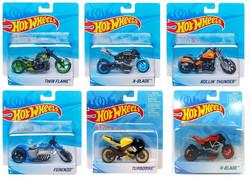 Hot Wheels Moottoripyörä 1:18