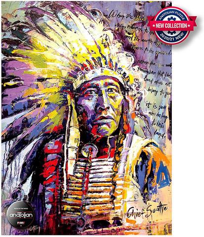 Anatolian Chief Seattle palapeli