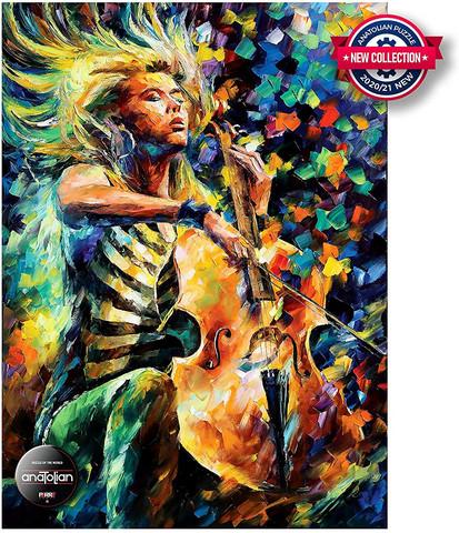 Anatolian Fabulous Cellist palapeli