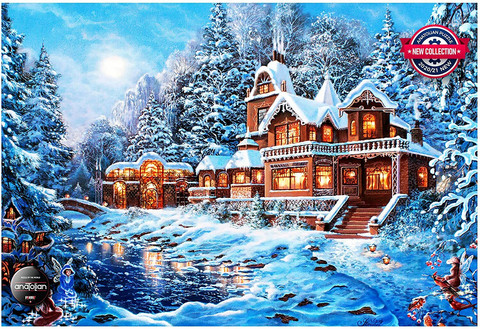 Anatolian Winter Magic palapeli