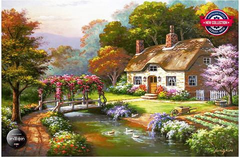 Anatolian Rose Cottage palapeli