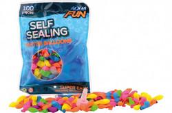 Aqua Fun vesi-ilmapallot 100kpl