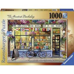 Ravensburger The Greatest Bookshop palapeli
