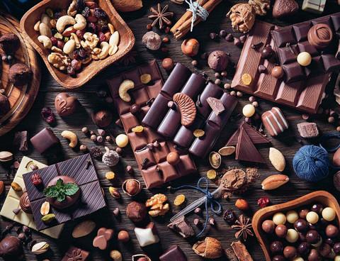 Ravensburger Chocolate Paradise palapeli
