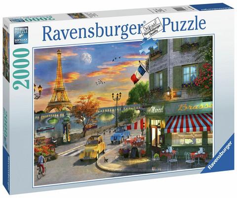 Ravensburger Paris Sunset palapeli