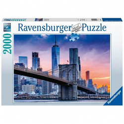 Ravensburger New York Skyline palapeli