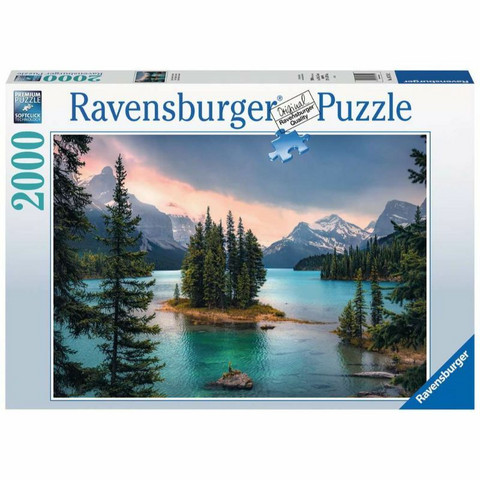 Ravensburger Spirit in Canada palapeli