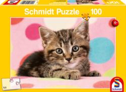 Schmidt Kissa palapeli 100 palaa