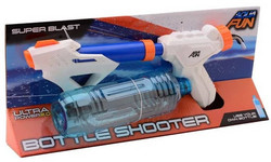 Aqua Fun Vesipyssy  Space Bottle 12 Shooter 54cm