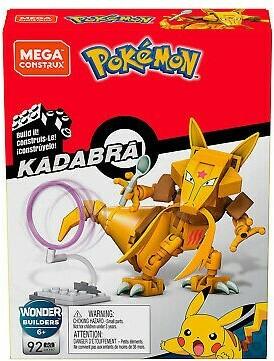 Pokemon Kadabra rakennussarja