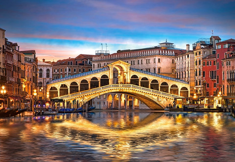 Castorland Rialto by Night, Venice palapeli 1000 palaa