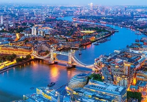 Castorland London palapeli 1000 palaa