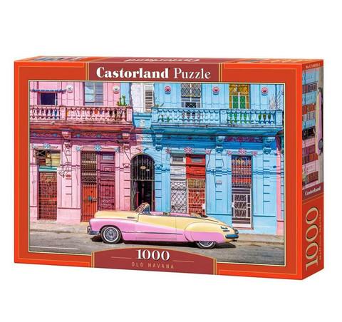 Castorland Old Havana palapeli 1000 palaa