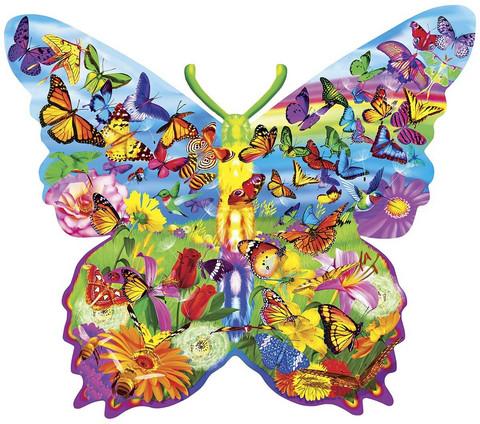 Master Pieces Butterfly palapeli 1000 palaa