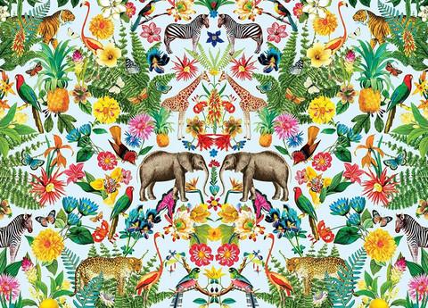 Master Pieces Replica - Safari palapeli 1000 palaa