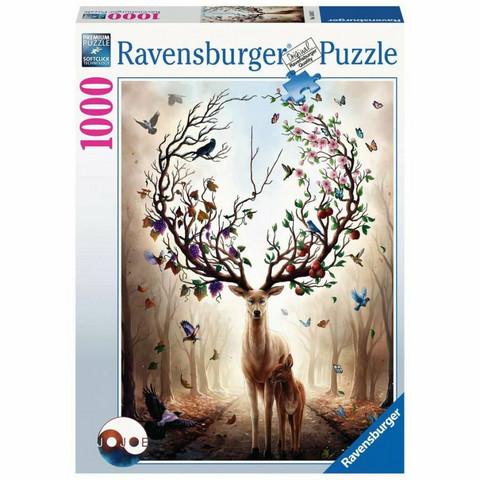 Ravensburger Magical Deer palapeli 1000 palaa
