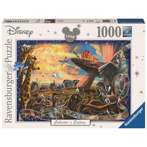 Ravensburger Disney The Lion King palapeli 1000 palaa
