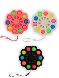 Magic Pop it Game Spinner -hittilelu, 10pops