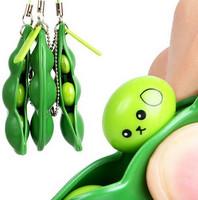 Magic Pop it Fidget, Green Beans