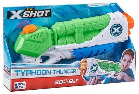 X-Shot Typhoon Thunder vesipyssy