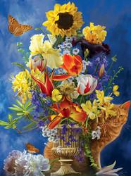SunsOut Nene Thomas - Garden of Gold palapeli 1000 palaa