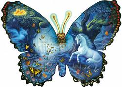 SunsOut Ruth Sanderson - Fantasy Butterfly palapeli 1000 palaa