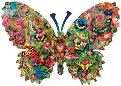 SunsOut Aimee Stewart - Butterfly Menagerie palapeli 1000 palaa