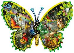 SunsOut Lori Schory - Butterfly Migration palapeli 1000 palaa