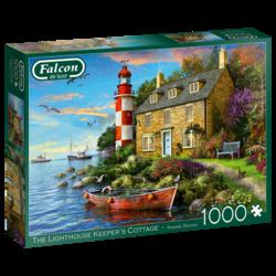 Falcon Dominic Davison The Lighthouse Keeper´s Cottage palapeli