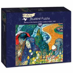 Bluebird Vincent Van Gogh - Memory of the Garden at Etten