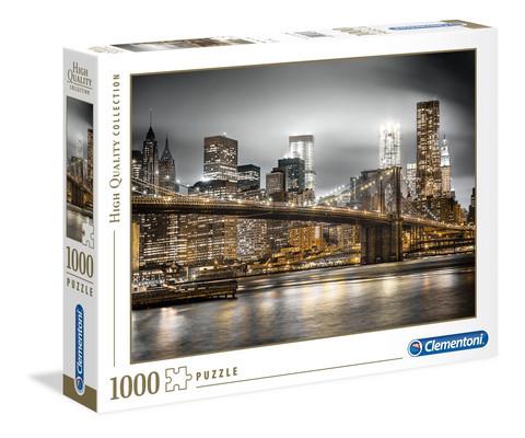 Clementoni New york Skyline palapeli 1000 palaa