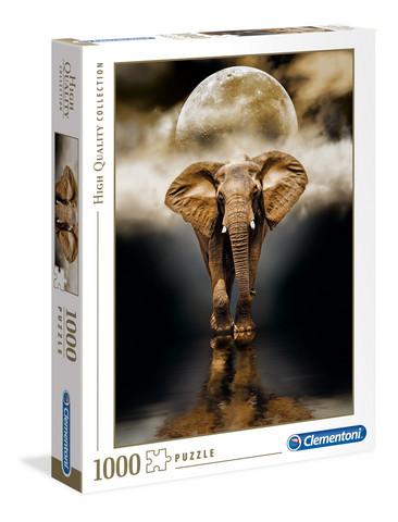 Clementoni The Elephant palapeli 1000 palaa