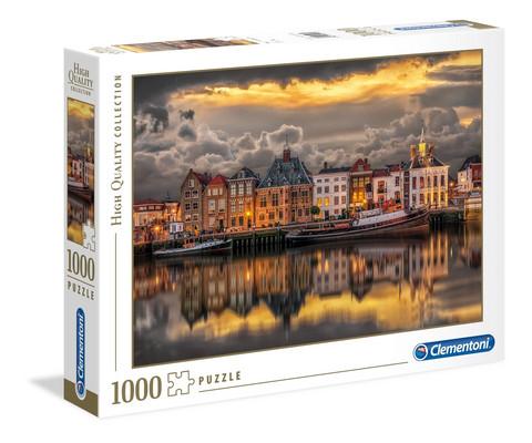 Clementoni Dutch Dreamworld palapeli 1000 palaa