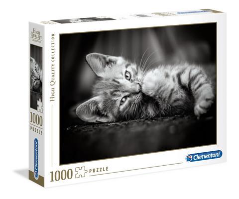 Clementoni Kitty palapeli 1000 palaa